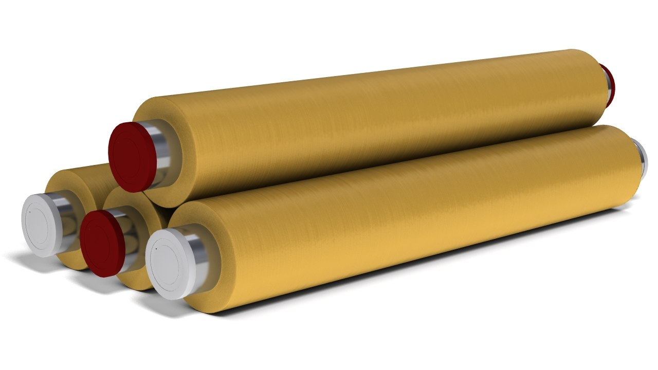 Труба ППМ для трубопроводов