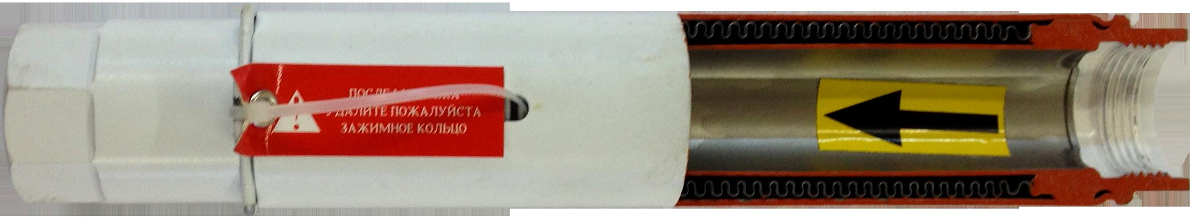 Компенсаторы сильфонные для систем отопления КСОР